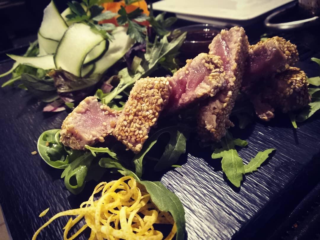 feel restaurant ibiza pescado