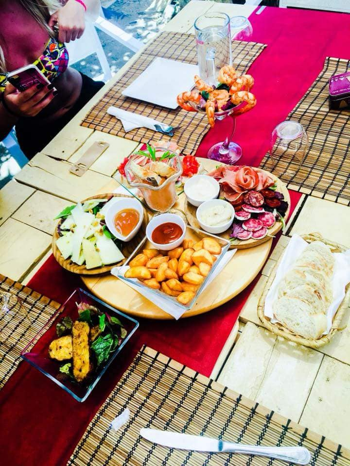feel restaurant ibiza tapas