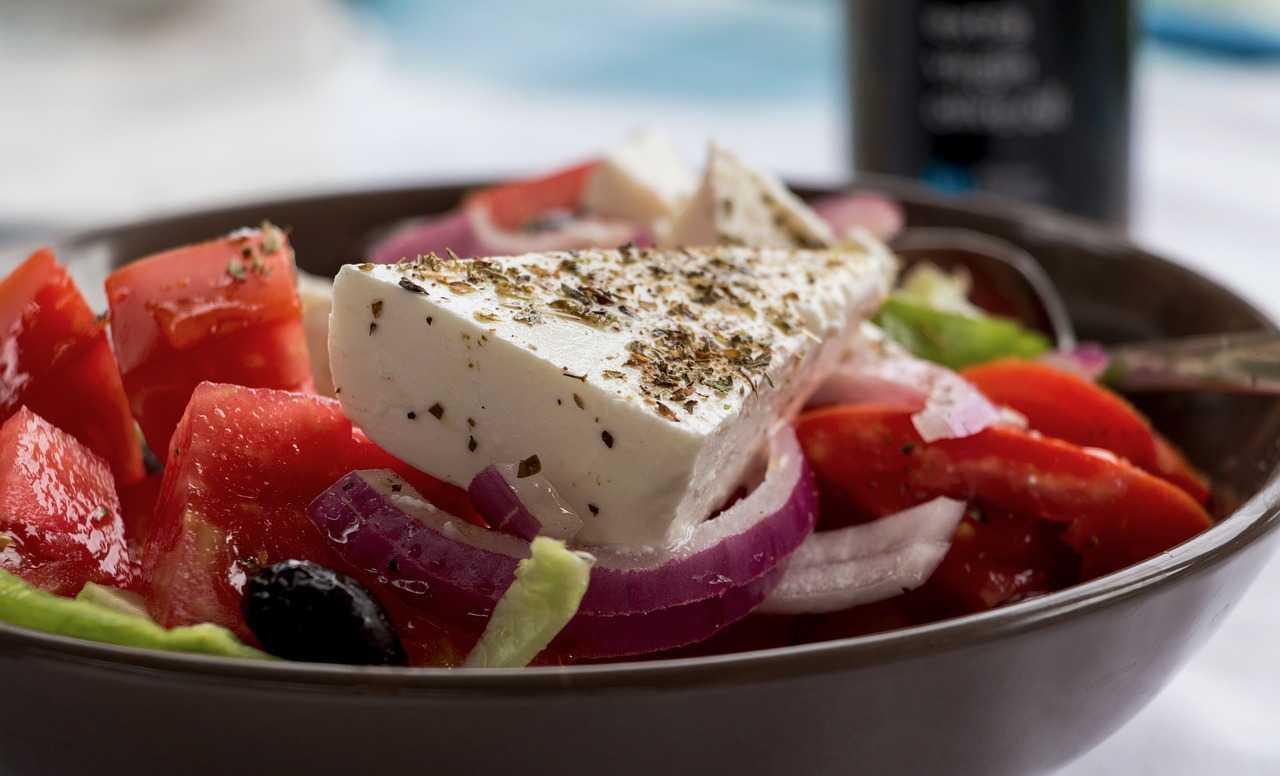 feel restaurant ibiza salad