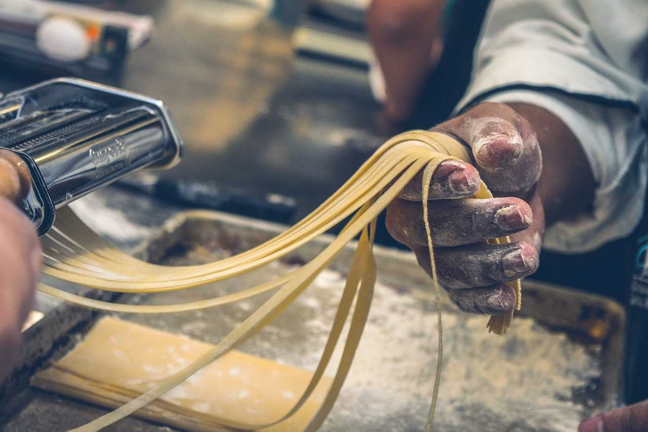feel ibiza restaurant pasta casera