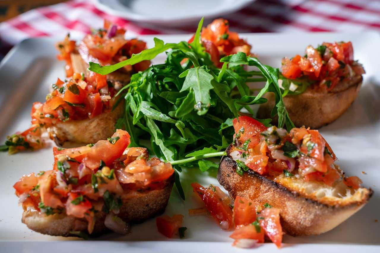 feel restaurant ibiza entrantes