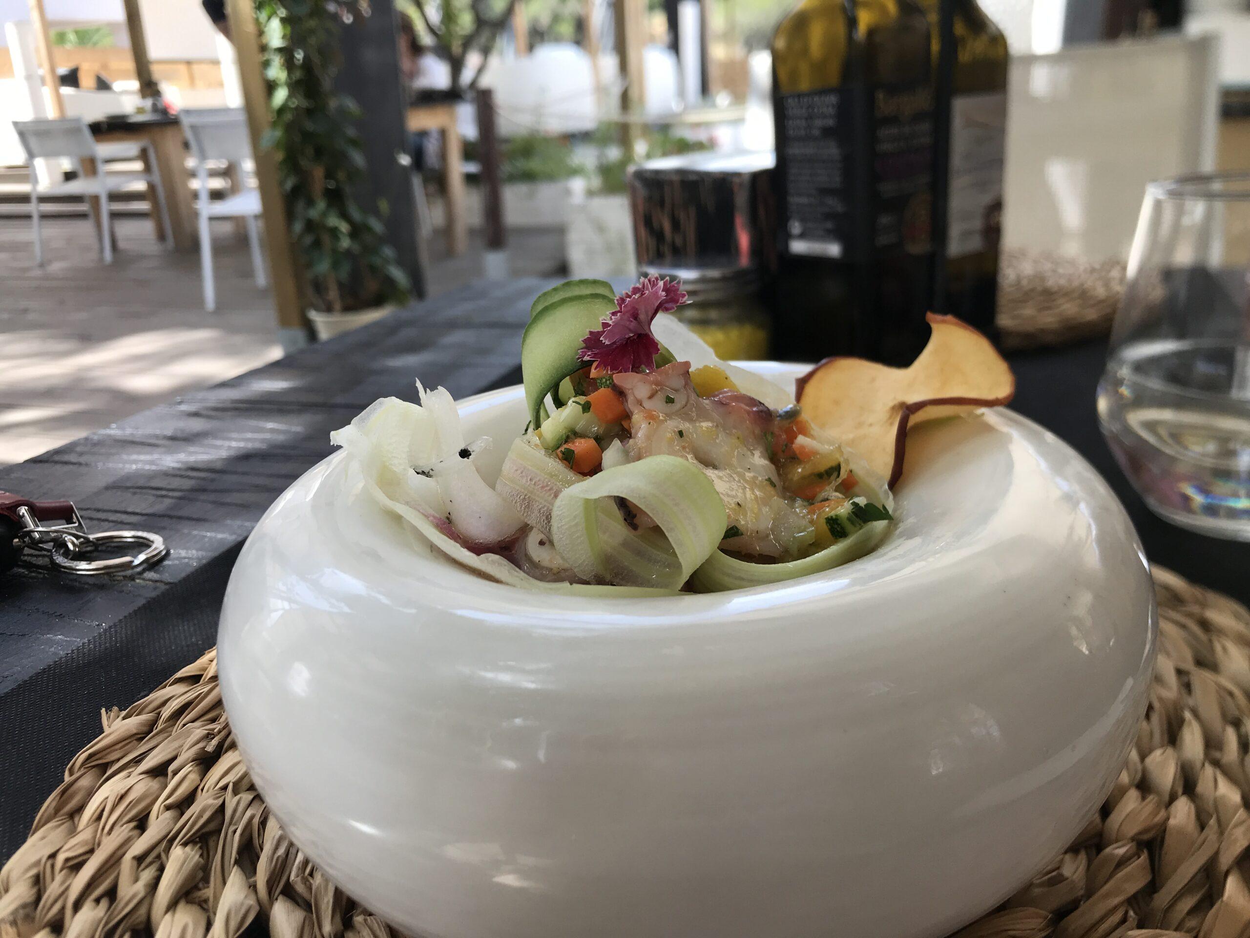 feel restaurant ibiza ensaladas